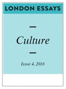 london essays culture the future of the arts in london jericho  issue 4